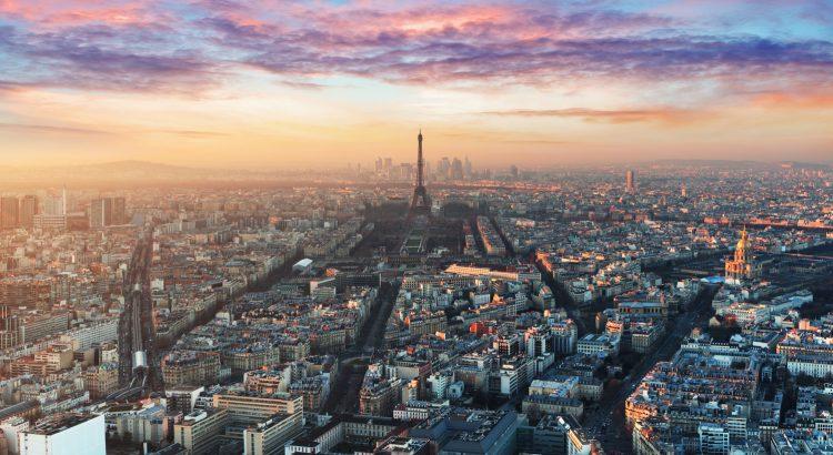 paris, capitale de la France