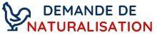 Logo demande de naturalisation
