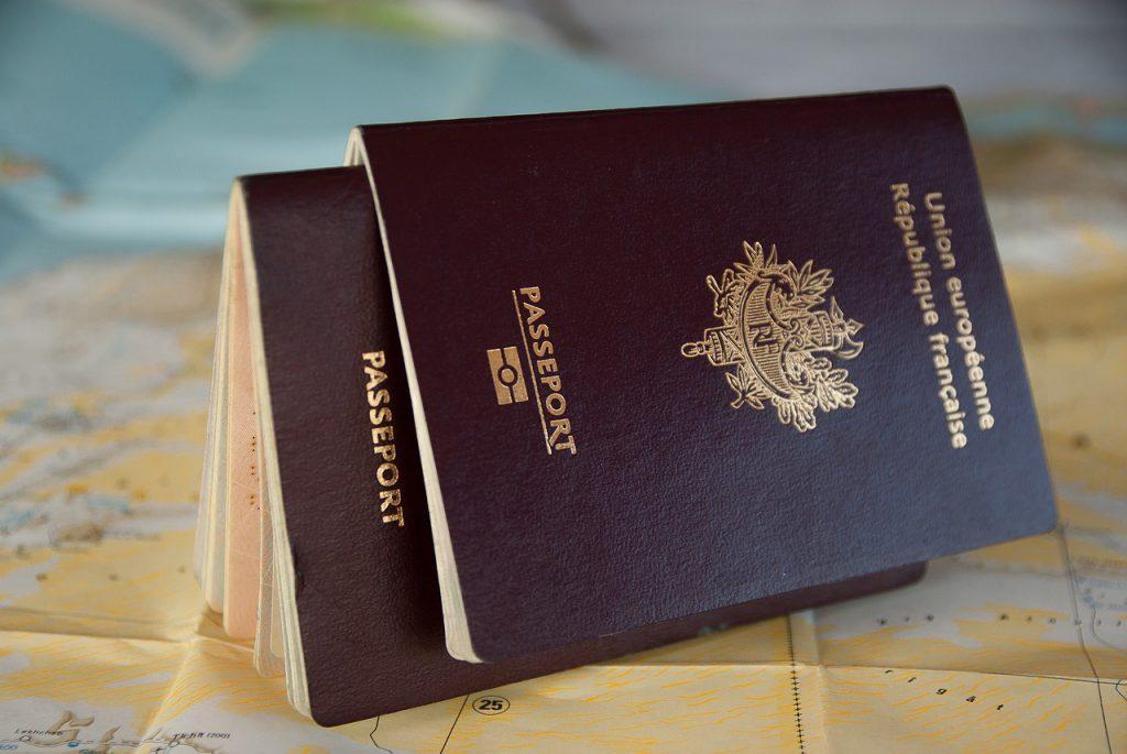 passeport union européenne
